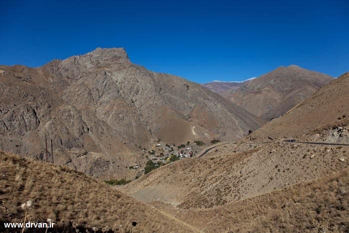 جاده روستای دوروان
